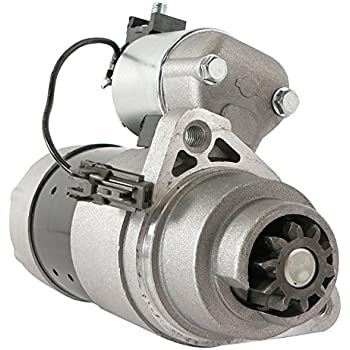 New 12 Volt Starter For 2007 2008 Nissan 23300-EV10A Hitachi S114-928