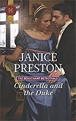 Cinderella and the Duke (The Beauchamp Betrothals)