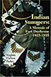 Indian Summers, Virginia C. Parker, 1888106441