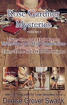 Rose Gardner Mystery Box Set #2 by [Swank, Denise Grover]