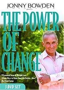 Jonny Bowden The Power of Change 3 DVD Set
