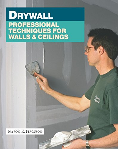 Drywall Finishing Prices - Drywall: Professional Techniques for Walls & Ceilings (Fine Homebuilding DVD Workshop)