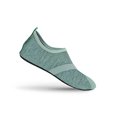 f039b4531836 DM Merchandising Inc. Fitkicks Live Well Active Lifestyle Footwear Small  Heathered Mint