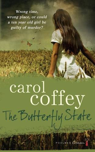 book cover of The Butterfly State