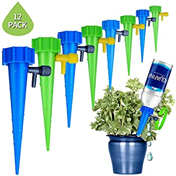 Amazon.com : GLOUE Plant Water, Automatic Plant Water
