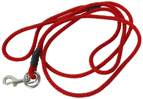 Pictures of LOVE2PET® No Pull Dog Leash Small Red 094922392701 1