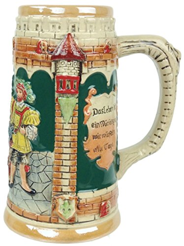 classic beer stein - 4