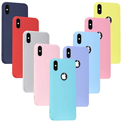 coque iphone xs max couleur