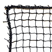 Dynamax Sports Golf Practice/Barrier Net, Black, 10X15-ft