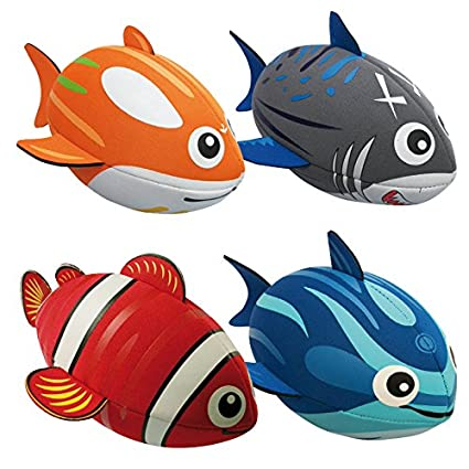 Amazon.com: Devessport – pez-balón, Neoprene (PL ociotrends ...