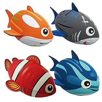 Devessport- pez Hinchable (PL Ociotrends PL0445): Amazon.es ...