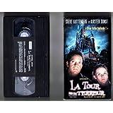 LA TOUR DE LA TERREUR V.F. DE Tower of Terror, WALT DISNEY (EN FRANÇAIS, FILM VHS, NTSC).