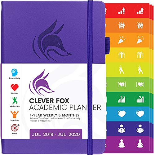 Clever Fox 2019 2020 Productivity Management product image