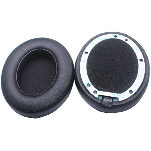 Price comparison product image Unifive B0500 Replacement Ear Pads for Beats Studio 2.0 Wireless / Wired B0500 / B0501 Headphones,  Black