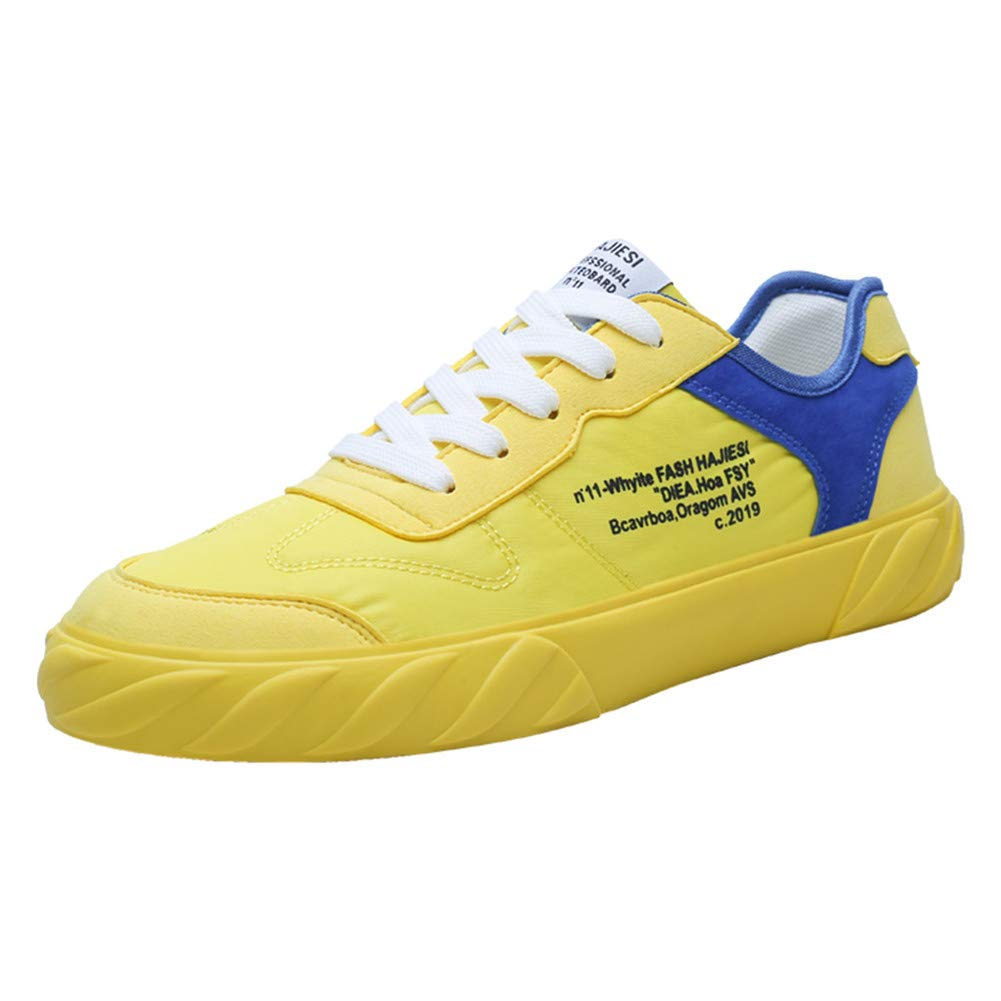 Running Shoes Men,Mens Tennis Shoe Lightweight Fashion Walking Sneakers Breathable Athletic Training Sport for Mens