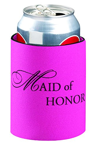 Lillian Rose Maid of Honor Cup Cozy, 4-Inch