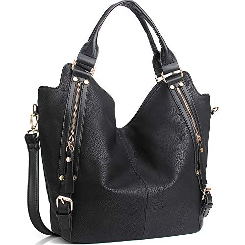 Women Handbags Hobo Shoulder Bags Tote PU Leather Handbags Fashion Large Capacity Bags - Buy Online in India. | joyson Products in India - See Prices, Reviews and Free Delivery over ₹4,000 | Desertcart