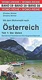 Mit dem Wohnmobil nach Österreich: Teil 1: Der Osten (Womo-Reihe, Band 59)