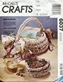 Arts & Crafts : McCall's Crafts Pattern 6037 Rag Crochet Package