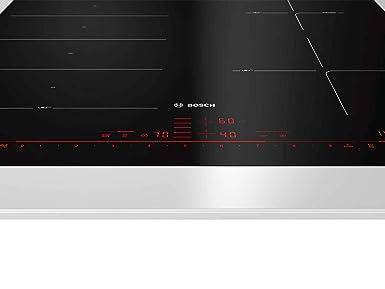 Bosch Serie 8 PXE601DC1E hobs Negro Integrado Con - Placa ...