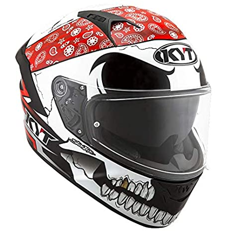 Amazon.es: KYT casco nf-r Pirate - 2 X L