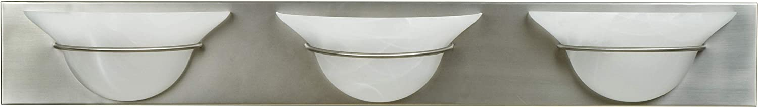 Craftmade 17136BN3 3 Light Vanity