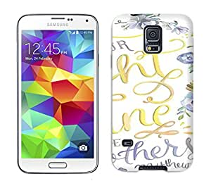 For Galaxy S5 Protector Case Let Your Light Shine Before Others Phone Cover