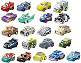 disney cars diecast pack - Disney/Pixar Cars Mini Racers VEHICLES, 21 Pack [Amazon Exclusive]
