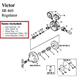 SR460 And VGS460 Repair Kit