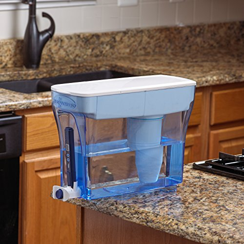 ZeroWater 23 Cup Dispenser with Free Water Quality Meter by ZeroWater (Image #4)