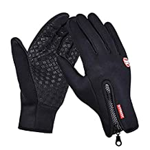 Winter Touch Screen Multi- Functional Gloves, OPACC Windproof Coldproof Ski Outdoor Cycling Leisure Camping Recreation Thermal Gloves