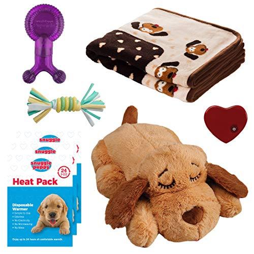 - Snuggle Puppy - New Puppy Starter Kit (Neutral)