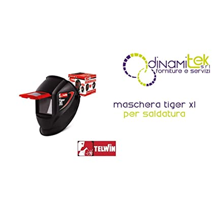 Máscara de soldadura Tiger XL ...