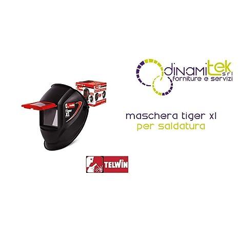 Máscara de soldadura Tiger XL de Telwin