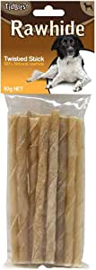 Playmate Rawhide Twisted 15 Sticks Treat 60g