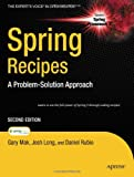 Spring Recipes, Gary Mak and Ken Sipe, 1430224991