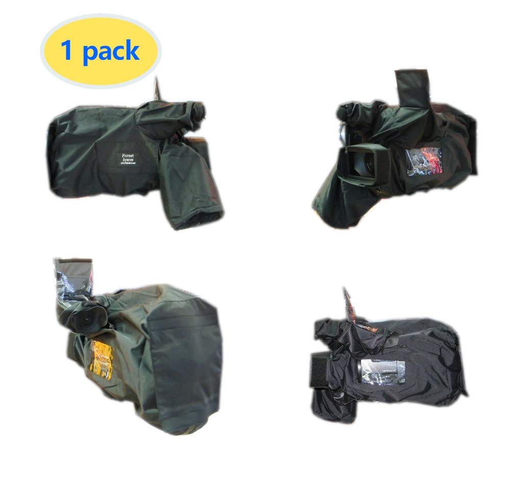 1PACK Professional Rain Cover for Sony Sony HXR-MC2500 MC2500U HVR-HD1000P HVR-hd1000u HXR-MC2000E HXR-1500 MC2000u
