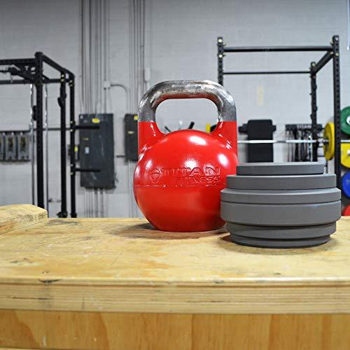 Titan Adjustable Competition Style Kettlebell | 12 KG - 32 KG
