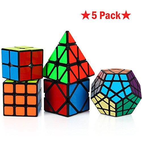 Dreampark Bundle Pyramid Megaminx collection