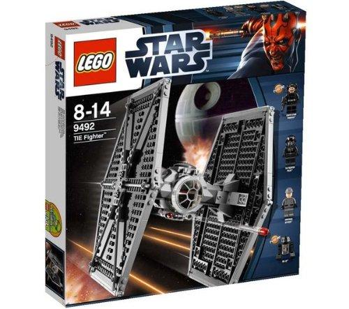 LEGO Star Wars Tie Fighter 413pieza(s) Juego de construcción - Juegos de construcción, 8 año(s), 413 Pieza(s), Película, 14 año(s)