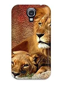 Galaxy S4 Case Bumper Tpu Skin Cover For Lion Accessories