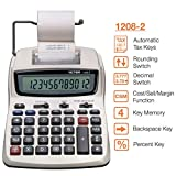 Victor Printing Calculator, 1208-2 Compact and