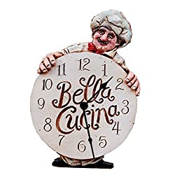 Cucina Fat Chef Wall Clock