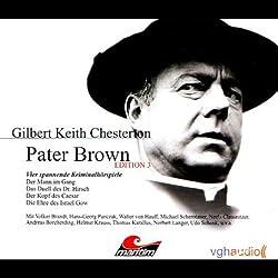 Vier Kriminalgeschichten - Pater Brown (Edition 3)