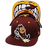 Arizona State Sun Devils Zephyrs NCAA Menace Snapback Hat