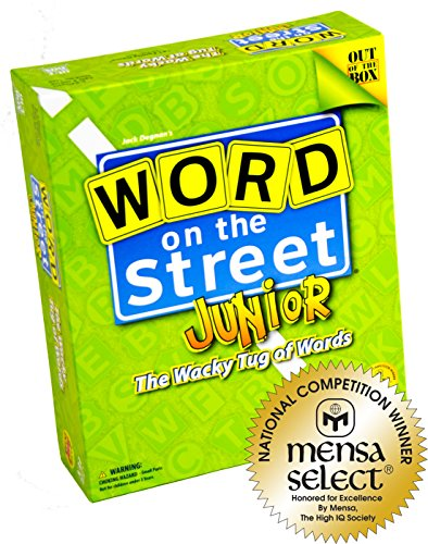 Word On The Street Junior - The Wacky Tug of Words