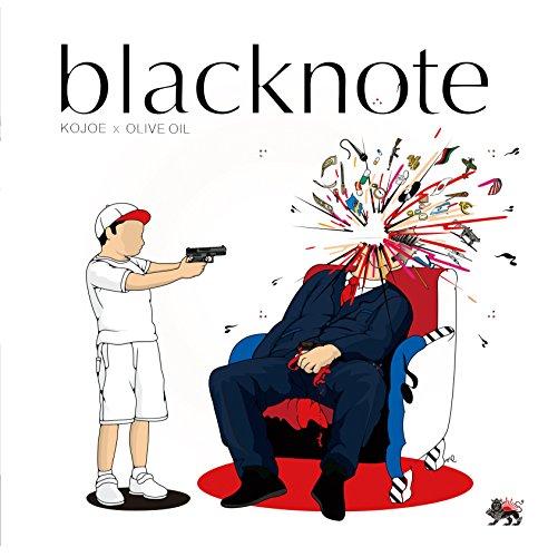 Price comparison product image Kojoe X Olive Oil - Blacknote [Japan CD] LION-1