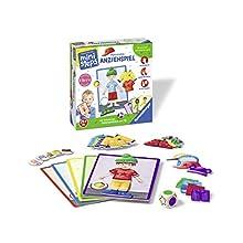 Ravensburger 00.004.546 Niños Juego de Mesa de Aprendizaje - Juego de Tablero (Juego de Mesa de Aprendizaje, Niños, 1,5 min, Niño/niña, 220 mm, 220 mm)