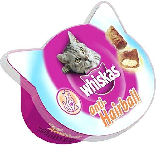 Chocolate Crisp Balls (Whiskas Anti-Hairball (50g))