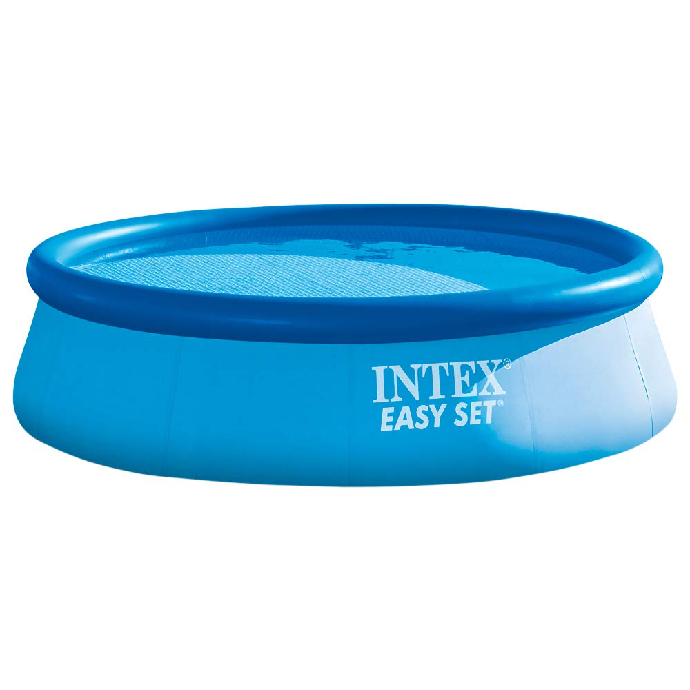 Intex 28130NP - Piscina hinchable Easy Set 366 x 76 cm, 5.621 litros: Amazon.es: Jardín